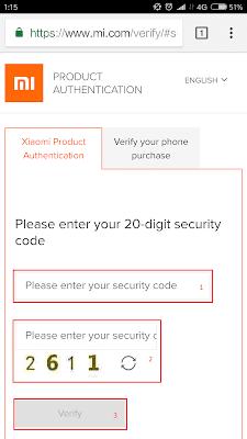 Cara Simpel Registrasi Powerbank Xiaomi menggunakan HP