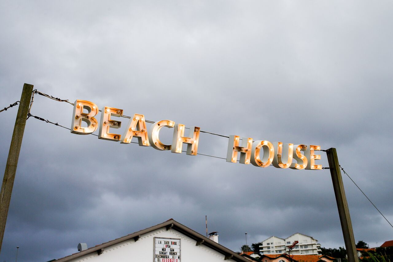 Beach House restaurant anglet