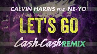 Let's Go Calvin Harris Lyrics feat. Ne-Yo