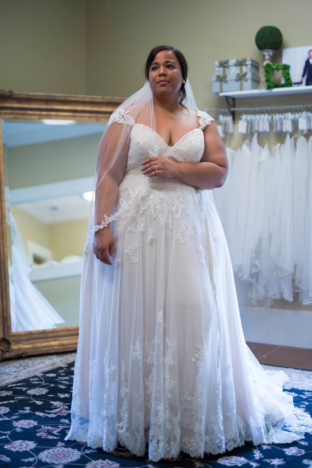 Plus Size Bridal Shopping Made Easy Garnerstyle