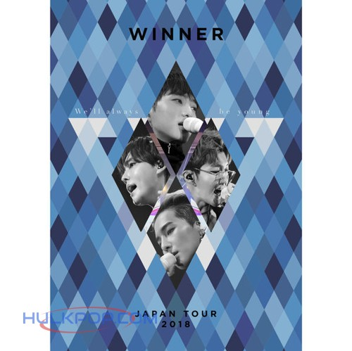 WINNER – WINNER JAPAN TOUR 2018 ~We'll always be young~ (ITUNES PLUS AAC M4A)