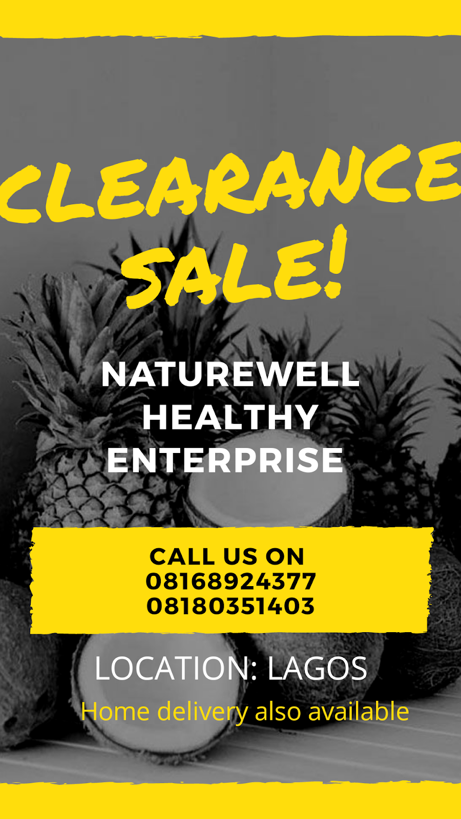 NATUREWELL Enterprise