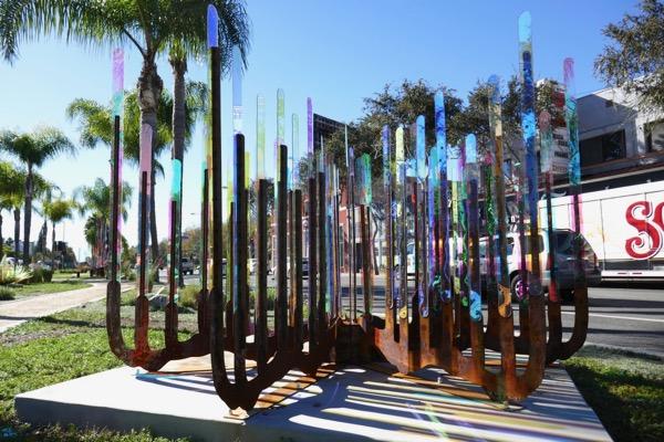 Organ Pipe Cactus sculpture James Peterson