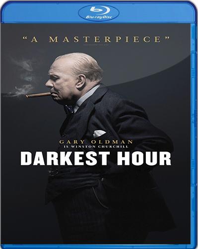 Darkest Hour [2017] [BD50] [Latino]