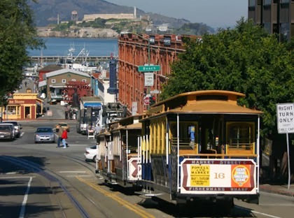 San Francisco Shuttle Tours