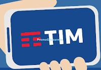 Logo Scatta lo Spot e vinci 1.000 ricariche TIM da 10 euro