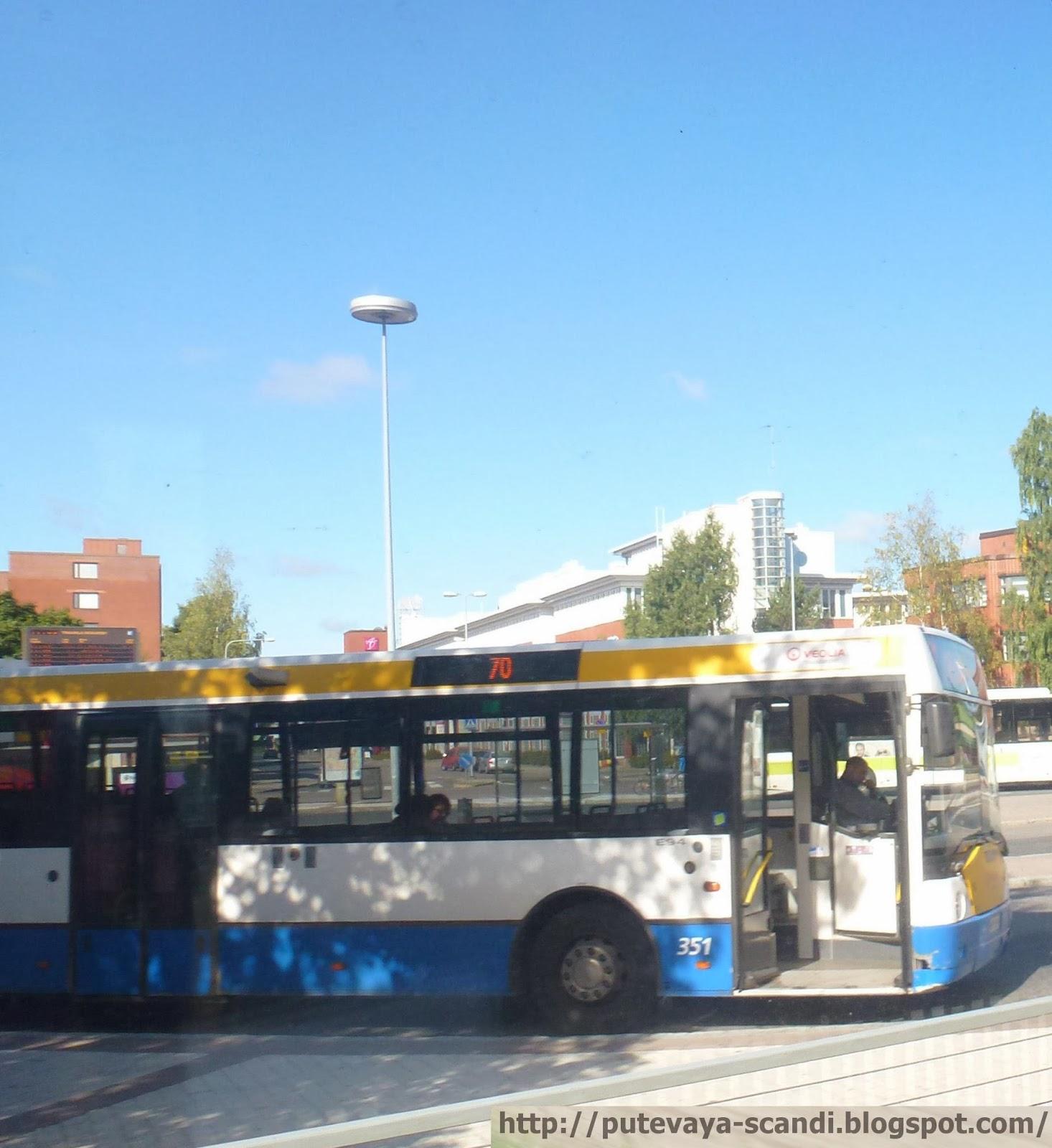 финский bus