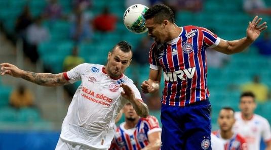 Bahia empata sem gols com o Náutico na Arena Fonte Nova