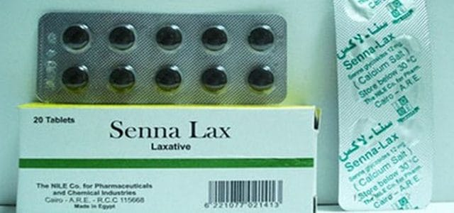سعر ودواعي إستعمال سنالاكس Senna Lax لعلاج حالات الأمساك