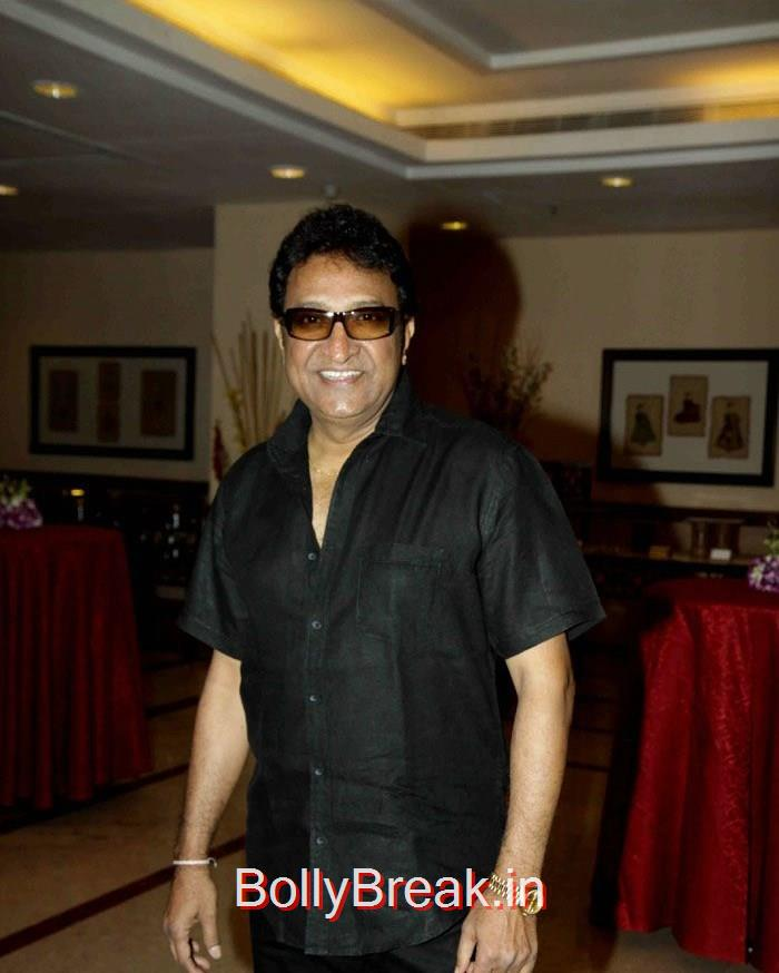 Sameer Sen, Singer Abhijeet Wedding Anniversary Photo Gallery