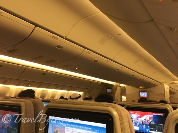 The Experience: From Dubai to Singapore on Emirates (Economy)