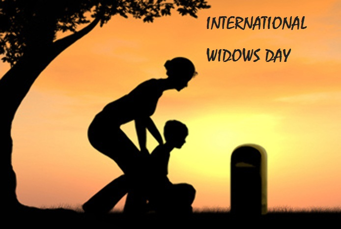 INTERNATIONAL WIDOWS DAY