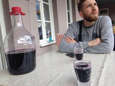 wino w Tbilisi