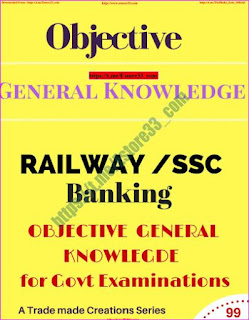 Objective General Knowledge PDF Download