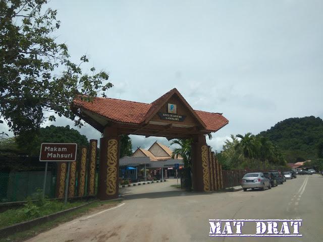 Tempat Menarik di Langkawi Makam Mahsuri