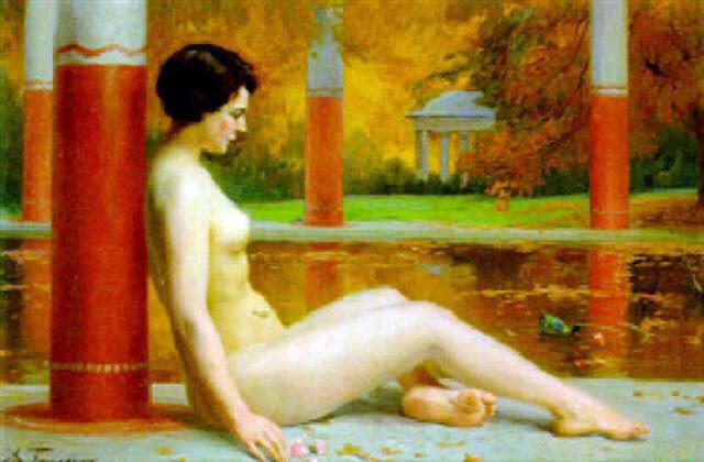 Adolphe Faugeron, Artistic Nude, Il Nude in Arte, Fine art
