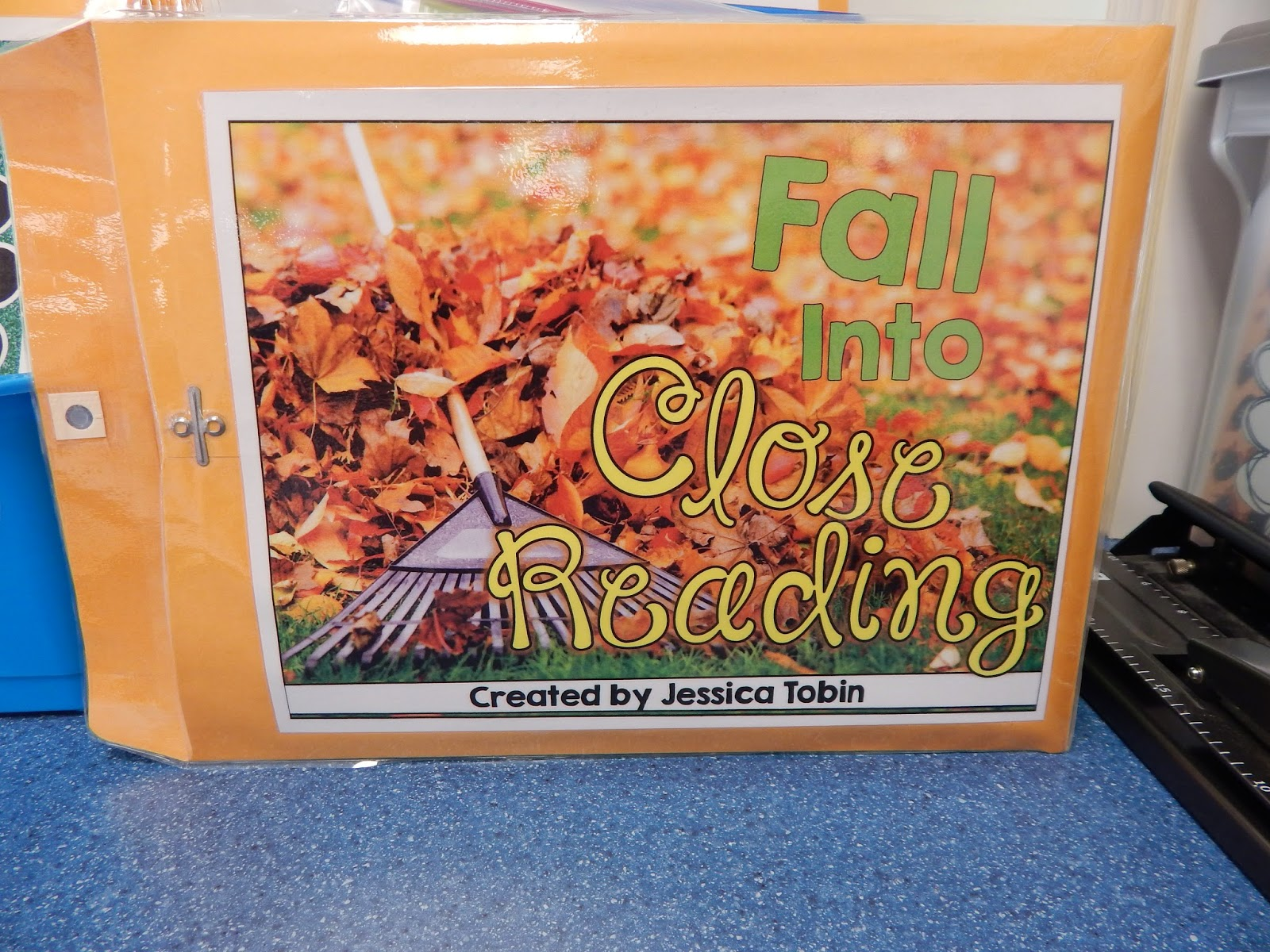 http://www.teacherspayteachers.com/Product/Close-Reading-for-the-Fall-14-Nonfiction-Passages-1279723