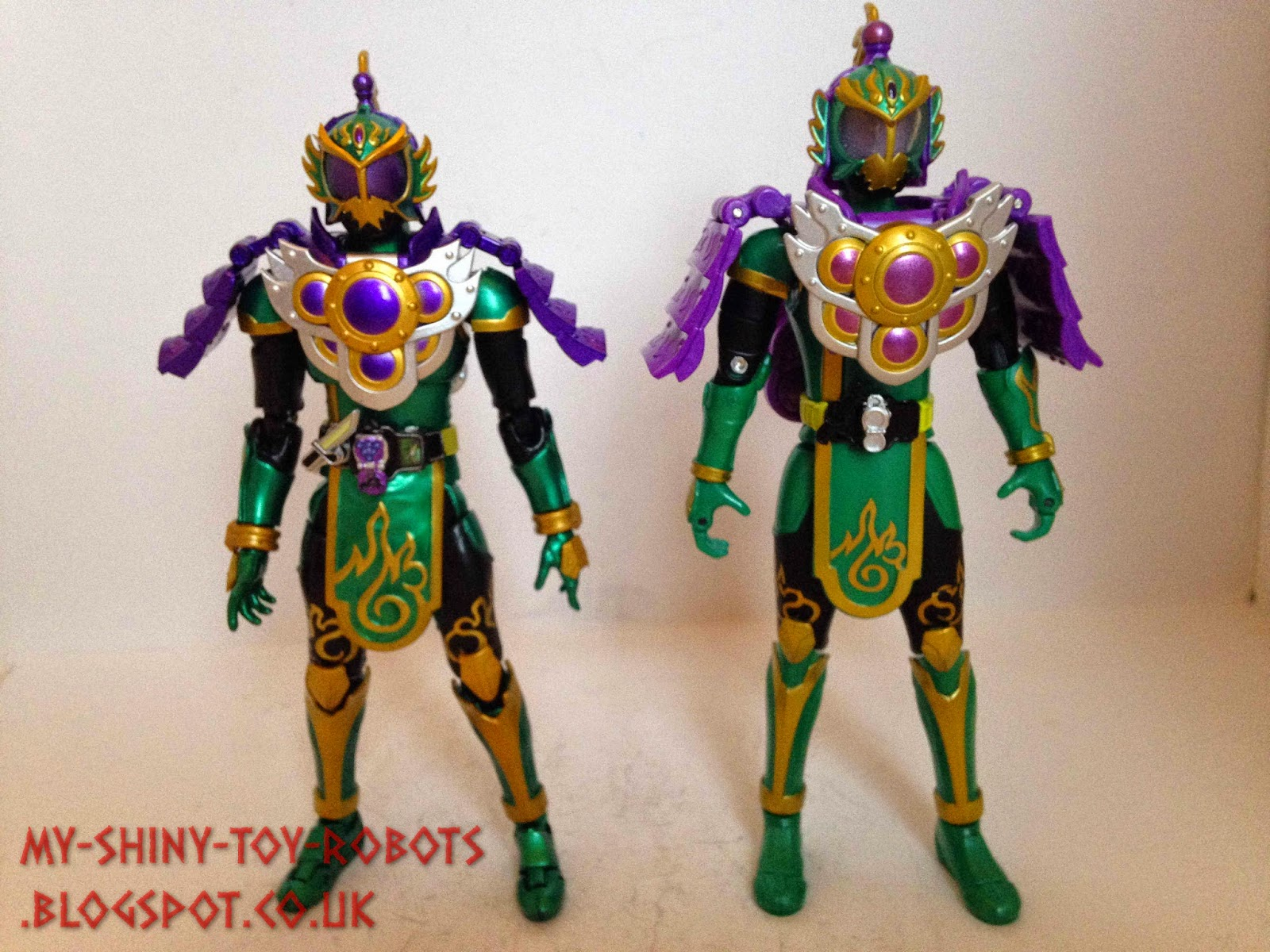 Figuart/Arms Change Comparison