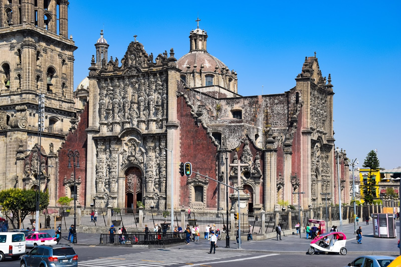 streets of mexico city