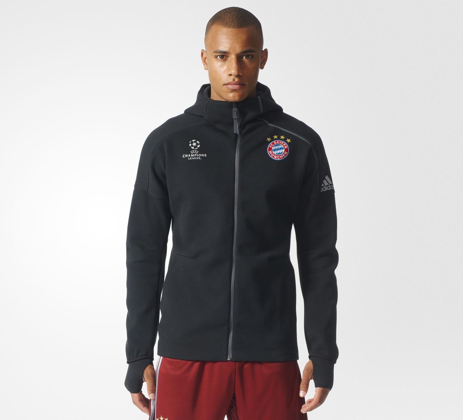 Zne Anthem Bayern Champions League 2016 Hoodie Revealed Munich 17 kZiuPXTO