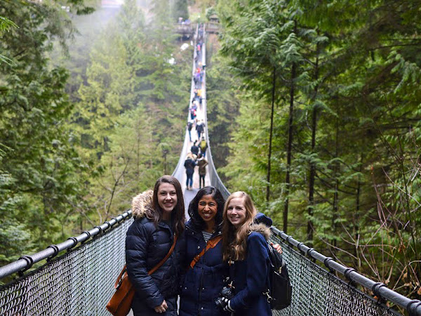 A Quick Vancouver Girls' Weekend