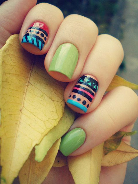 9 Nail Arts Are The Heart Of All Nail Designs 2018 19