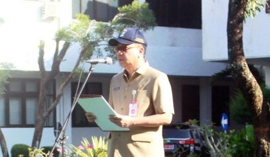 Kepala Disnaker Lumajang, Suharwoko