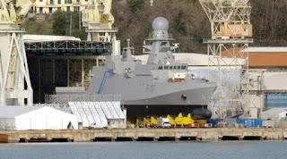 Korvet Kelas Doha Pertama Angkatan Laut Qatar