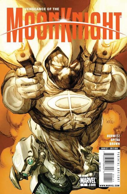 AzComics Español Vengeance of Moon Knight Volumen 1 Descargar Español Mega