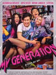 Streaming Film My Generation 2017 Full Movie