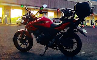 MODIFIKASI STANG MOTOR CB150R VERSI KCS