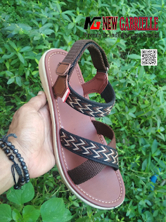 Flat Sandal Sepatu NewGabrielle