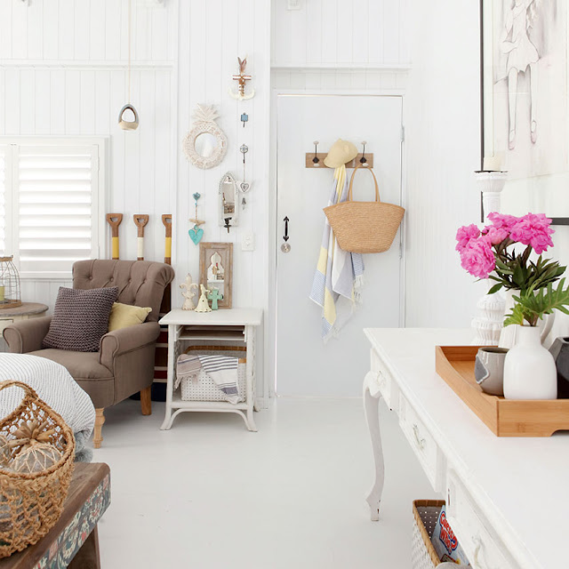 Feature Friday Garage To Guesthouse Glamour Coastal Living