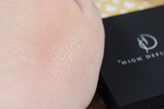 High Definition Illuminator Swatch