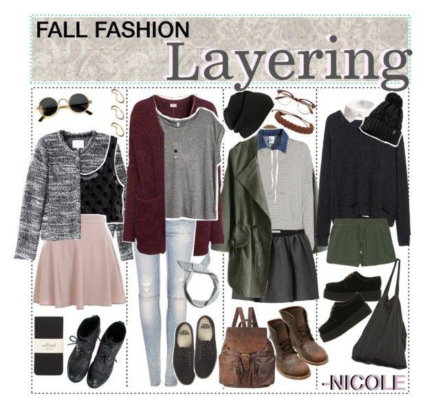 Layering For a Stylish Fall Wardrobe