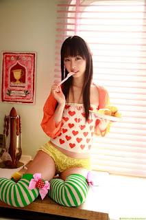 Gái xinh facebook Rina Akiyama
