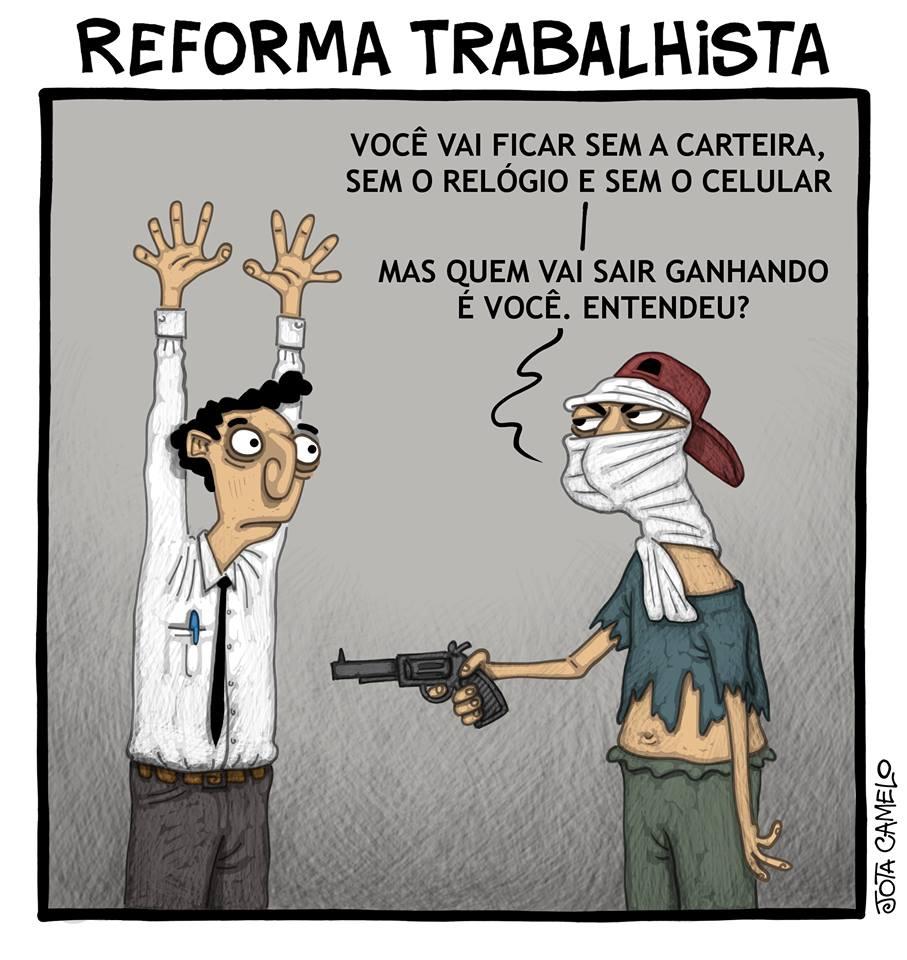 Resultado de imagem para reforma trabalhista memes
