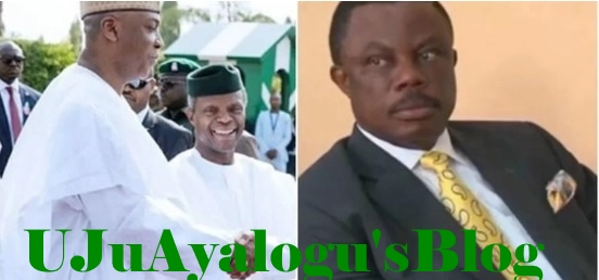 Anambra polls: APC vows to 'kill' APGA as party dispatches Osinbajo, Saraki to 'wrestle' governorship seat from Obiano
