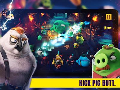 Free Unduh Angry Birds Evolution MOD APK  Unduh Game Angry Birds Evolution MOD APK 1.11.1 God Mode