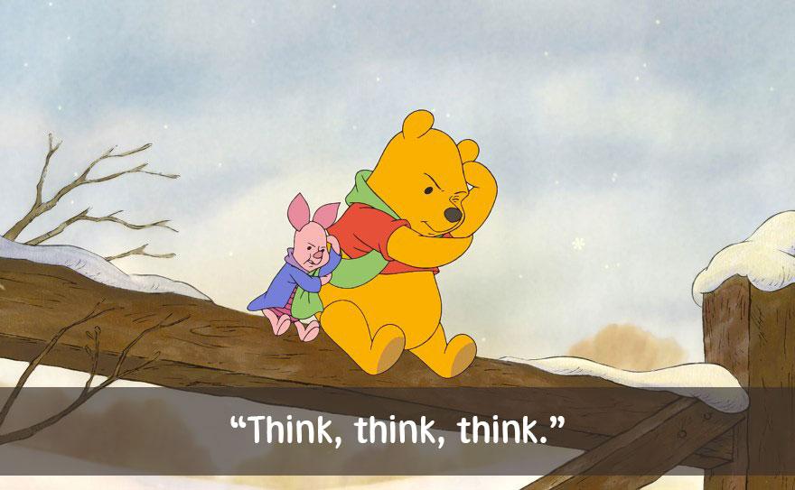Think,think,think,