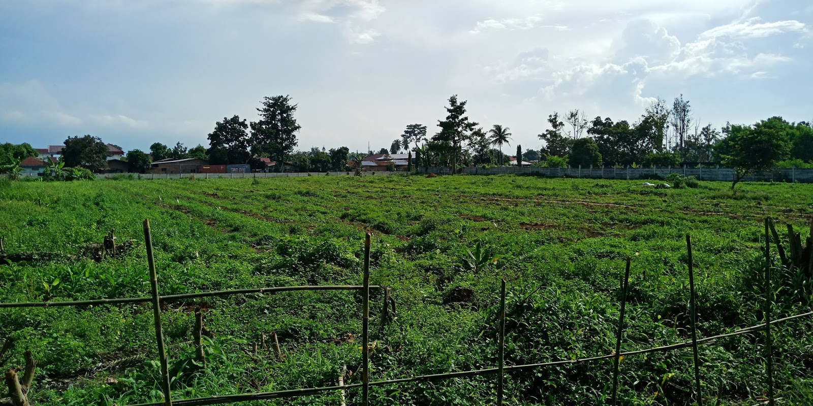 Dijual Tanah Kosong Di Jl Rasmi Madirsan Samping Tol ...