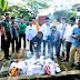 Sebanyak 6.142 Lembar Kertas Surat Suara Yang Rusak, Di KPU Subang Di Bakar