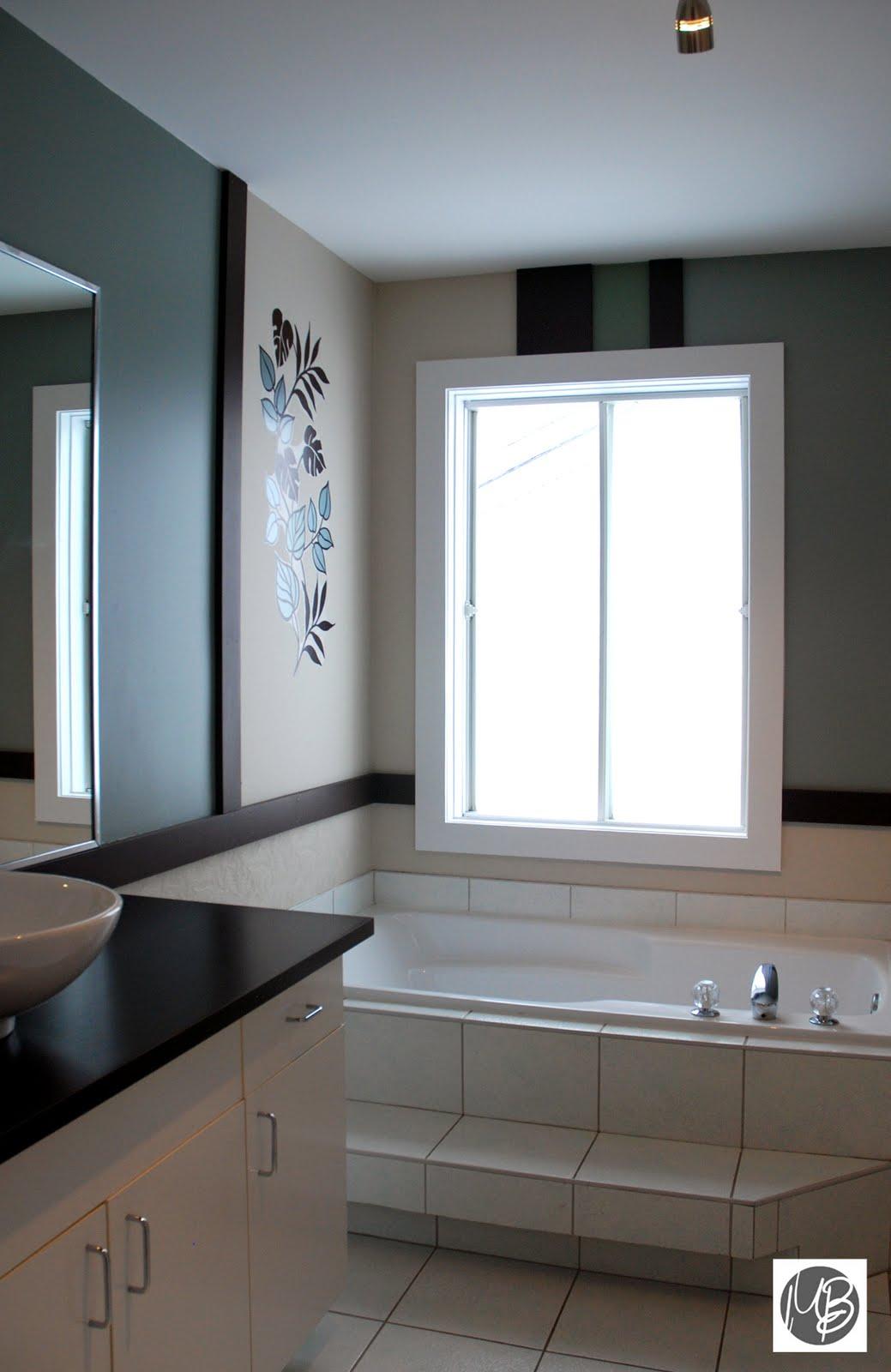 l 39 espace d co home staging derni re partie la salle de bain. Black Bedroom Furniture Sets. Home Design Ideas