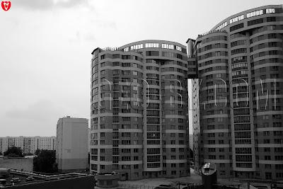 Минск. Славянский квартал