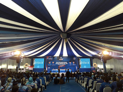 Pakde Karwo : Tanda-tanda Kemenangan Partai Demokrat Terlihat Jelas