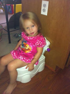 Gracie Girl & Company: Potty Time!
