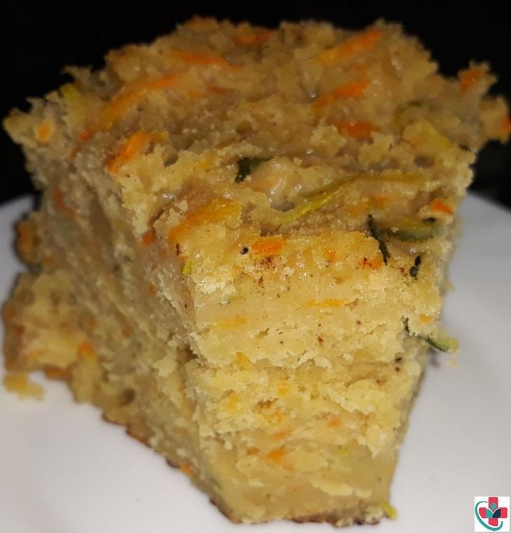 Vegetable Cake Recipe
