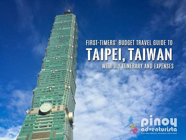 Taipei Taiwan Budget Travel Guide with DIY Itinerary and Expenses