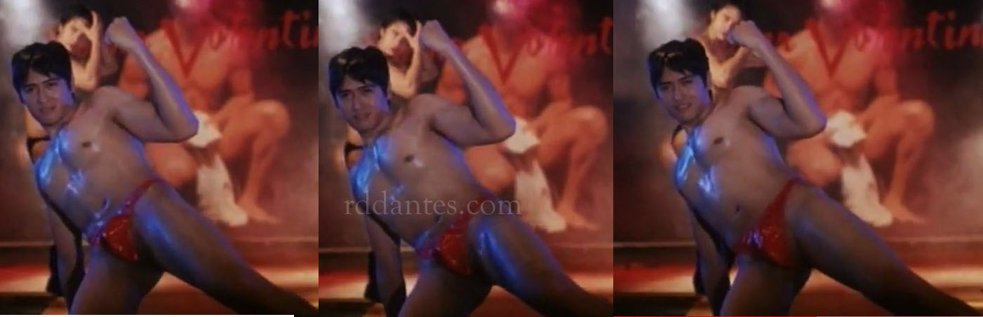 Alfred vargas nude in movie
