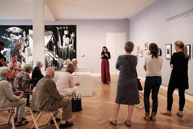 Nacht der Museen und Galerien Münster 2018